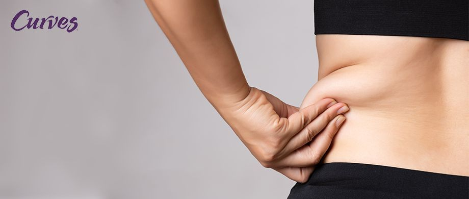 losing weight after menopause