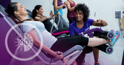 Curves fitness programme